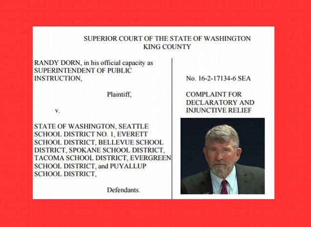 Why The Dorn Lawsuit Attacking School Districts Is Against Our State