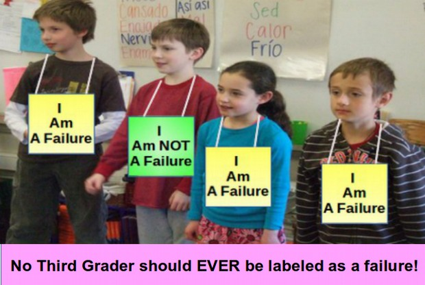 The Absurdity Of Common Core In Special >> How Unfunded Mandates Like Common Core Harm Our Kids